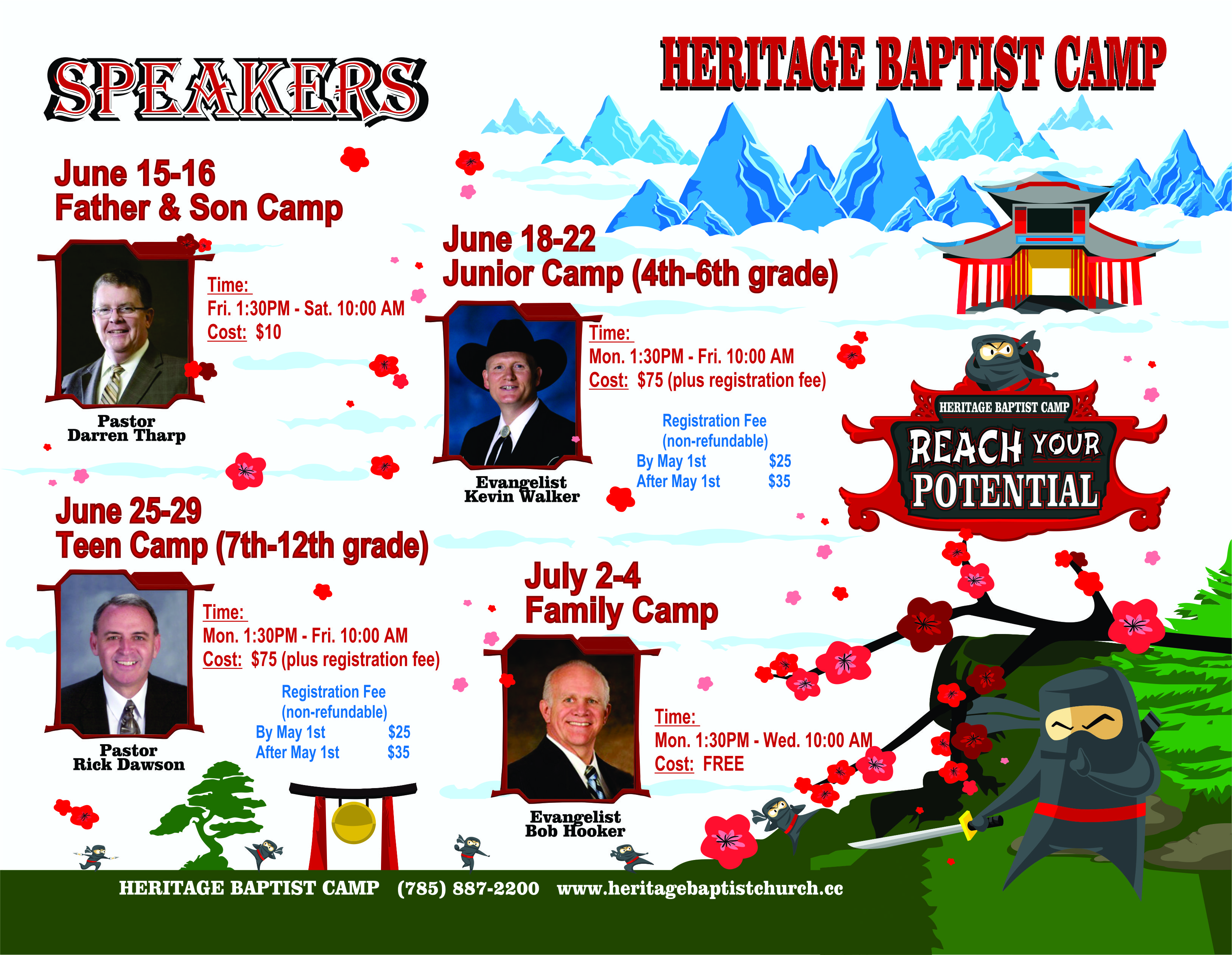 Camp Brochure 2018 2